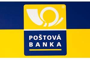 Poštová banka logo