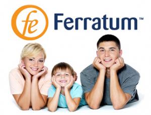 Pôžička FERRATUM šťastná rodina