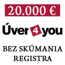 Pôžička od ÚVER4you - logo