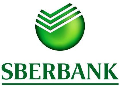 SBERBANK logo spoločnosti