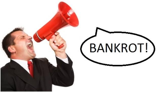 Osobný bankrot - vyhlásenie