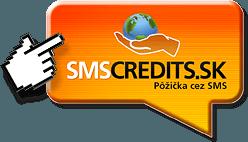 Pôžička SMSCREDITS logo spoločnosti