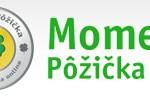 Moment pôžička logo spoločnosti